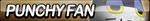 Punchy Fan Button by ButtonsMaker