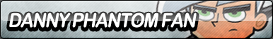 Danny Phantom Fan Button by ButtonsMaker