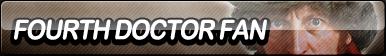Fourth Doctor Fan Button