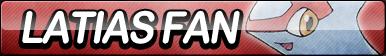 Latias Fan Button by ButtonsMaker