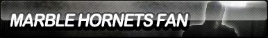 Marble Hornets Fan Button by ButtonsMaker