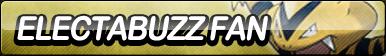 Electabuzz Fan Button by ButtonsMaker