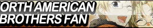 North American Brothers Fan Button by ButtonsMaker