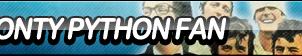 Monty Python Fan Button by ButtonsMaker