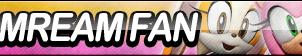 Amream Fan Button by ButtonsMaker