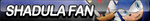 Shadula Fan Button by ButtonsMaker