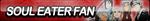 Soul Eater Fan Button by ButtonsMaker