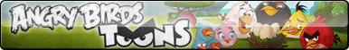 Angry Birds Toons Fan Button (Edited)
