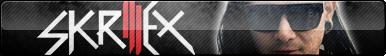 Skrillex Button by ButtonsMaker