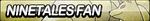 Ninetales Fan Button by ButtonsMaker