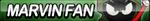 Marvin Fan Button by ButtonsMaker