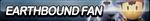Earthbound Fan Button by ButtonsMaker