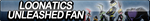 Loonatics Unleashed Fan Button by ButtonsMaker