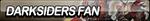 Darksiders Fan Button by ButtonsMaker