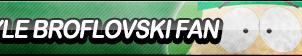 Kyle Broflovski Fan Button by ButtonsMaker