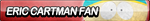 Eric Cartman Fan Button by ButtonsMaker