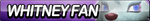Whitney Fan Button by ButtonsMaker