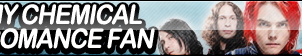 My Chemical Romance Fan Button by ButtonsMaker