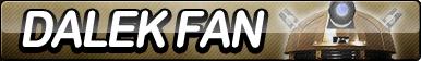Dalek Fan Button by ButtonsMaker