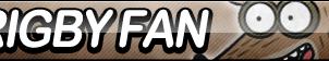 Rigby Fan Button by ButtonsMaker