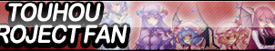 Touhou Project Fan Button by ButtonsMaker