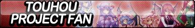 Touhou Project Fan Button