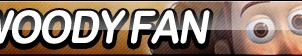 Woody Fan Button by ButtonsMaker