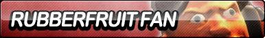 Rubberfruit Fan Button by ButtonsMaker