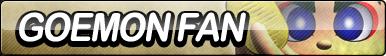 Goemon Fan Button