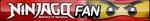 Ninjago Fan Button by ButtonsMaker
