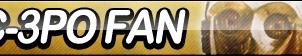 C-3PO Fan Button by ButtonsMaker
