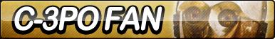 C-3PO Fan Button