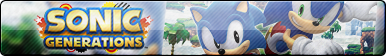 Sonic Generations Button