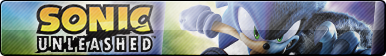 Sonic Unleashed Button