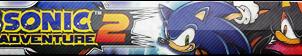 Sonic Adventure 2 Button by ButtonsMaker