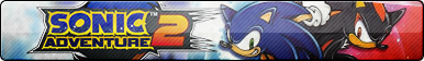 Sonic Adventure 2 Button by ButtonsMaker