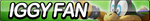 Iggy Koopa Fan Button by ButtonsMaker