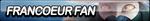 Francoeur Fan Button by ButtonsMaker