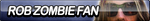 Rob Zombie Fan Button by ButtonsMaker