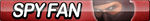 Spy Fan Button by ButtonsMaker