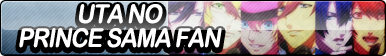 Uta no Prince Sama Fan Button