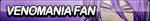 Venomania Fan Button by ButtonsMaker