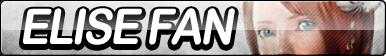 Princess Elise Fan Button
