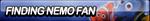 Finding Nemo Fan Button by ButtonsMaker
