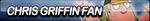 Chris Griffin Fan Button by ButtonsMaker