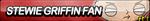 Stewie Griffin Fan Button by ButtonsMaker