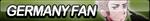 Germany Fan Button by ButtonsMaker