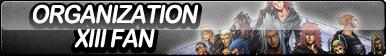 Organization XIII Fan Button