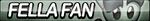 Fella Fan Button by ButtonsMaker