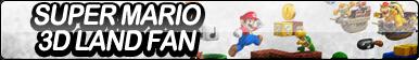 Super Mario 3D Land Fan Button